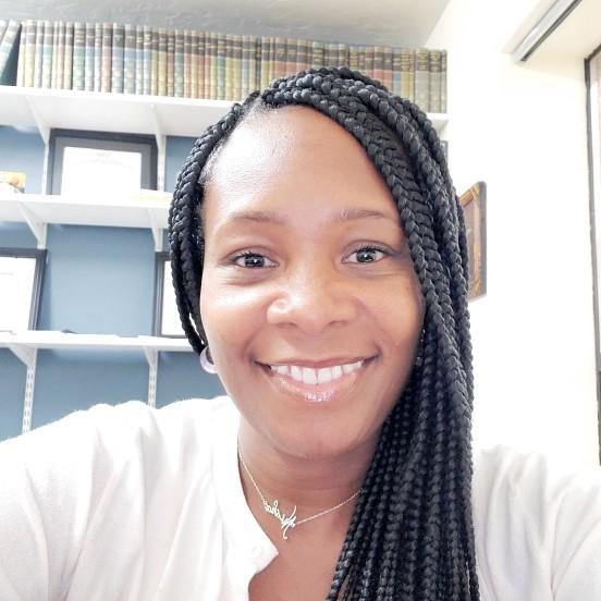 Donisha Reynolds, Benefit Training and Education Coordinator