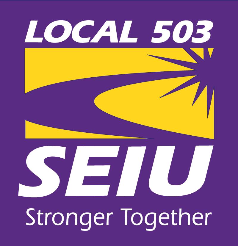 SEIU 503 logo